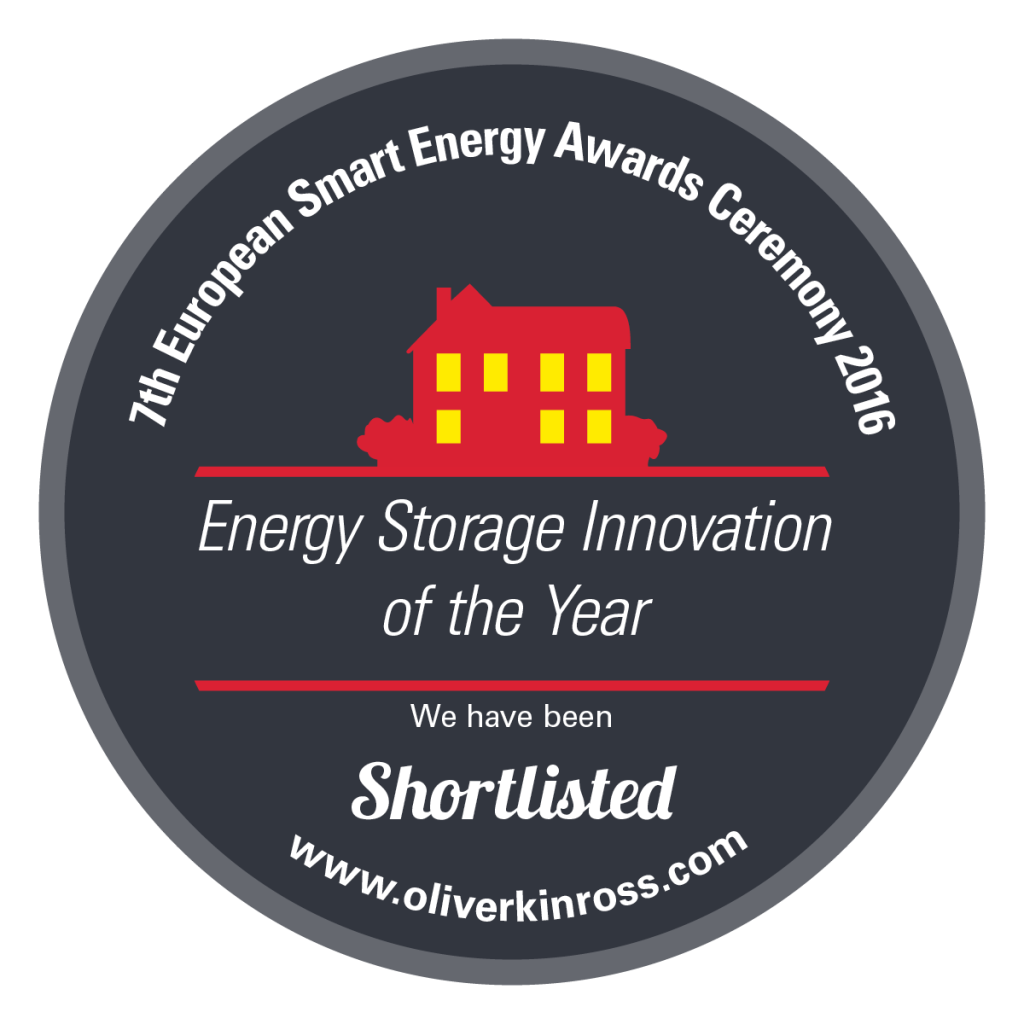 3. Energy Storage Innovation of the Year
